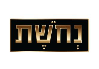 לוגו מעוצב לחברת נחושת