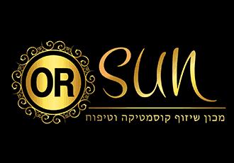 לוגו לדוגמא למכון שיזוף